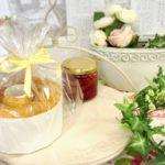 料理で心を育てる いちごのシフォンケーキ レッスン 報告/名古屋市 料理教室 アン料理教室