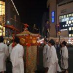 京都の夏の風物詩 祇園祭♡初鑑賞